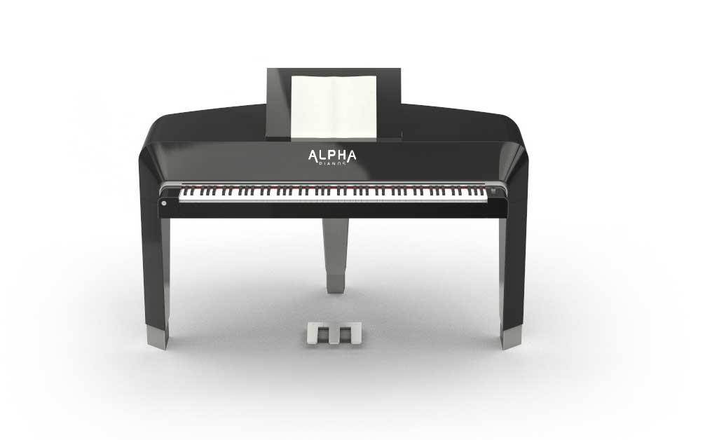 The Grand, part of the ALPHA Pianos product collection