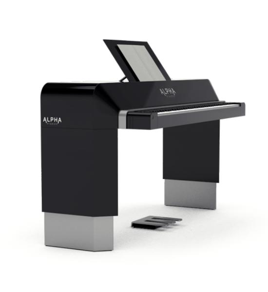 Alpha Pianos | Aesthetic, high-performance, elegant electric